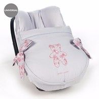 "pasito a pasito® English Pink Maternity Bags ""Birth Book Cover"" - Pouzdro na doklady"