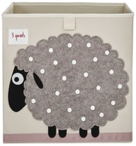 3 Sprouts Storage Box - Úložný box - Sheep - Ovečka