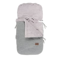 Baby´s Only Robust Footmuff for car seat 0+ - Grey
