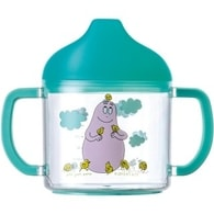 Petit Jour Paris Barbapapa baby´s very first cup in tritan b