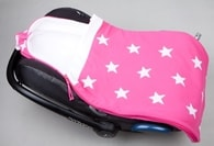 Baby´s Only Star Footmuff for Car Seat - Fusak do autosedačky 0+