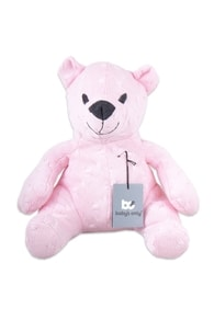 Baby´s Only Cable Uni Bear - Medvídek 35 cm - Baby Pink