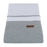 Baby´s Only Sun Duvet cover 100x135 cm - Grey/silvergrey