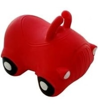 KidzzFarm Car - auto - Red