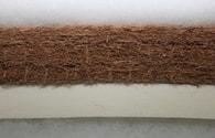 Dětská Matrace - Oboustranná Kokos/Latex výška 10cm - 08