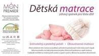 Dětská Matrace - Oboustranná EKO Kokos/Pohanka výška 10cm (07EKO)