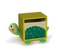 O-OOPS Happy Bedroom! - Skříňka ve stylu zvířátek - Turtle - Green