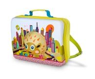 O-OOPS Happy Schoolbag - Školní brašna - City