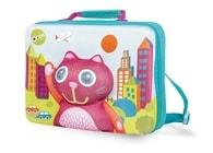 O-OOPS Happy Schoolbag - Školní brašna - Cat - Kočka