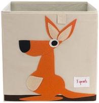 3 Sprouts Storage Box - Kangaroo