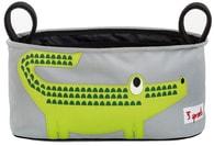 3 Sprouts Stroller Organizer - Crocodile