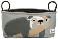 3 Sprouts Stroller Organizer - Bulldog - Buldok