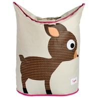 3 Sprouts Laundry Hamper - Deer