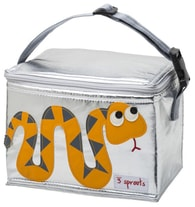 3 Sprouts Lunch Bag - Svačinový box - Snake