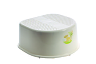 "Rotho® Bella Bambina ""Step Stool"" - Stupátko - 2. Lion King - Beige"