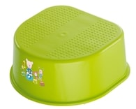 "Rotho® Bella Bambina ""Step Stool"" - Stupátko - 08. Best Friends Applegreen - Ovečka, medvídek, zajíček"