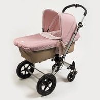 pasito a pasito potah korby Bugaboo Cameleon CHLOE - Pale Pink
