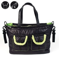 """Walking Mum Verbier Maternity Bags """"CHanging Bag"""" - Přebalovací taška bez podložky"""