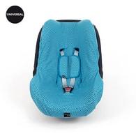 Walking Mum Namaste Summer Potah na autosedačky 0-13 kg - Turquoise