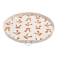 3 Sprouts Play Mat Bag - Fox