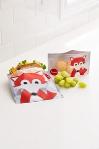 3 Sprouts Reusable Snack Bag 2-pack