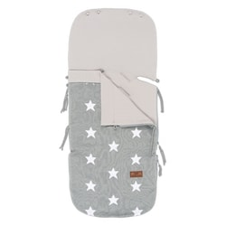 Baby's Only Summer footmuff for car seat 0+ Star