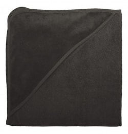 ISI Mini Hooded towel 80x80 Uni - Ručník s kapucí